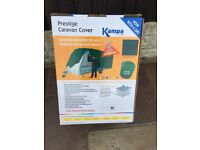 Kampa Prestige Caravan cover. Brand new, to fit caravans 19' to 21' (579-640cms)