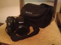 Sony DSC H-200 camera, 20.1 megapixels, v good condition, hardly used