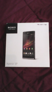 Sony Xperia SP - Virgin/ Bell