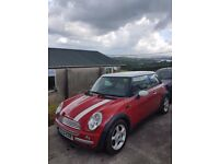 mini cooper, spares or repair,