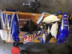 Pieces pour Yamaha  YZ450F 2014