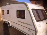2005 Bailey Senator Oklahoma With Motor Mover - Superb Condition