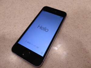 Selling a space grey iPhone 5s16gb locked to Koodo