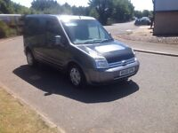 FORD TRANSIT CONNECT T200 2009