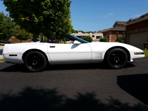 1991 corvette convertible for sale