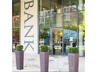 Chef de partie and commis chefs in Bank restaurant &bar