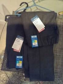 Boys School Trousers- Age 6-7 years