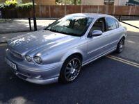 2002 JAGUAR X TYPE V6 SE! F.S.H! BARGAIN ONLY £495 NO OFFERS!