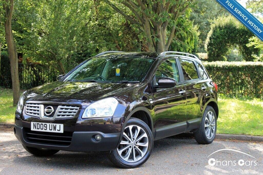 2009 Nissan Qashqai 1.6 N-TEC £5295
