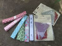 DIY Paper Bunting and Paper Chains