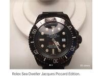 Rolex sea dweller special addition