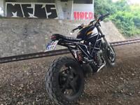 Ducati custom scrambler