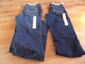 Size 5 and 6 brand new jeans