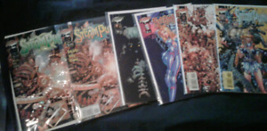 Cliffhanger Comics Steampunk#1-6  Chris Bochalo Variant Foil #1