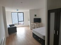 Studio apartments, The Steel, 137a Upper Hill Street, City Centre, L8 8EN