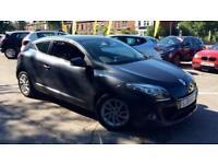 2012 Renault Megane 1.6 16V 110 Dynamique TomTom 3 Manual Petrol Coupe