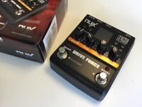 Nun Drive Force Multi Drive / amp modelling effects pedal