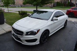 LEASE TAKEOVER 2015 Mercedes-Benz CLA 250 4matic Sedan