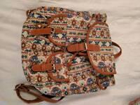 Womens rucksack