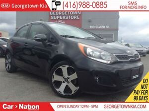 2013 Kia Rio SX | LEATHER | ROOF | BACK UP CAM |