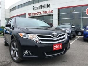 2014 Toyota Venza XLE - New Brakes, Dual Moonroof, Local Trade-i