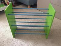 Children's toy shelf WITHOUT boxes