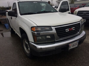 2006 GMC Canyon Parts