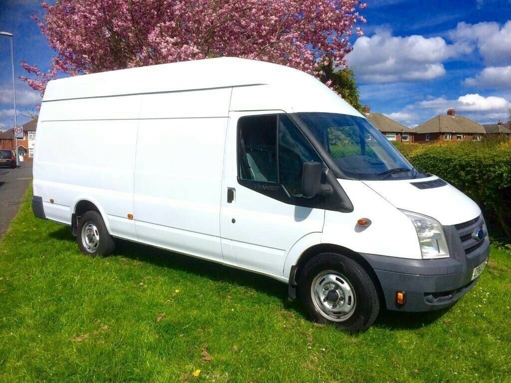 2011 ford transit t350l jumbo 140bhp transporter sprinter iveco lwb high roof camper