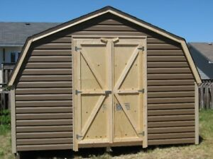 12X16 SHED ( plywood upgrade)