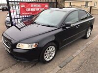 2008 VOLVO S40 S 1.8, JUST SERVICED, WARRANTY NOT ASTRA MEGANE FOCUS 308 GOLF