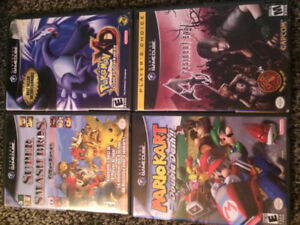 Gamecube Games (Prices in description)