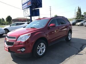 2014 Chevrolet Equinox 2LT Large touch screen, REMOTE START!