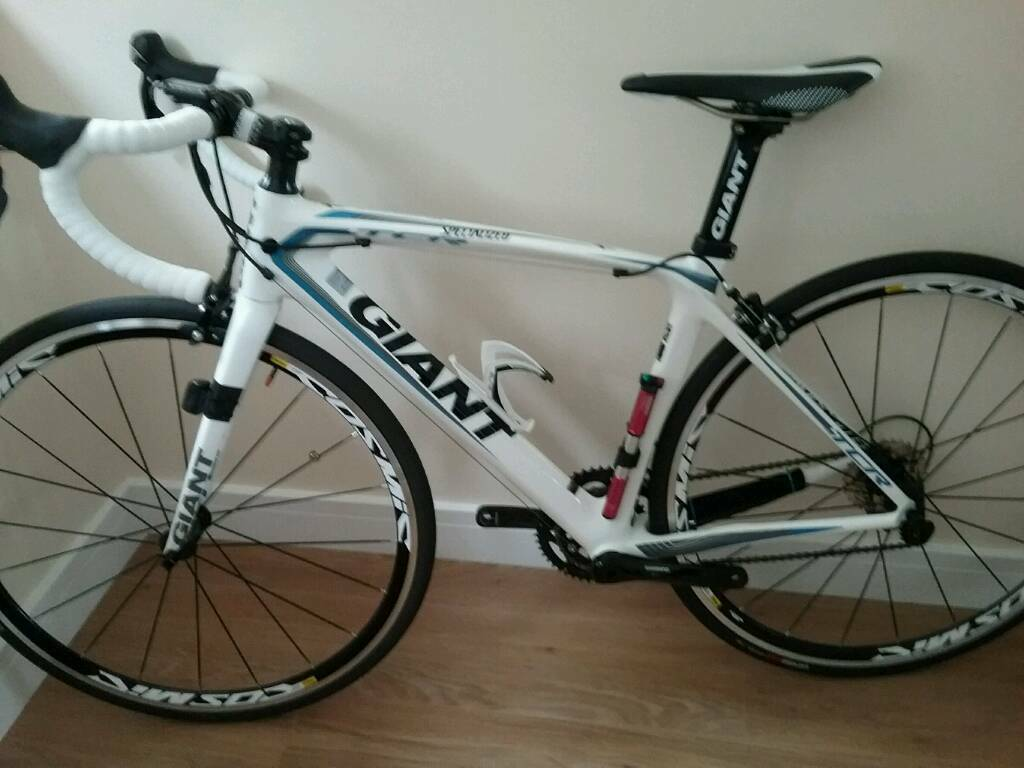 Giant Tcr 2015 Road Bike With Mavic Cosmic Elite Wheelset