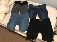 Maternity jeans mainly yopahop