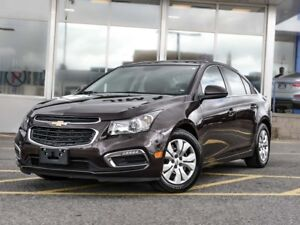 2015 CHEVROLET CRUZE ***GREAT VALUE!!!***
