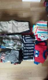 Baby boys clothes 9/12 months