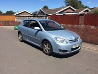 Toyota Corolla 2004 reg hatchback in good condition ,px welcome