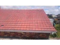 Redland 49 Roof Tiles in Terracotta