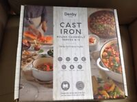 Denby casserole dish