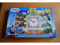 Ravensburger Thomas the Tank Engine 'Tell the Time' jigsaw