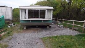 2 bed Caravan to let. Carmarthen. £340.00p p/c/m