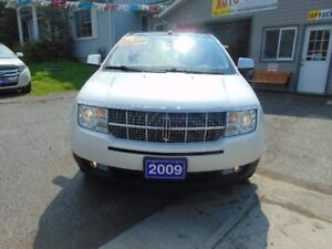 2009 Lincoln MKX AWD Limited,Loaded,Navigation!