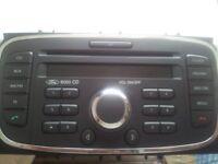 Ford CD6000 oval Car Audio