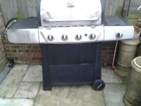 Gas barbecue good condition.