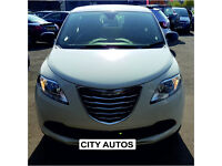 CHRYSLER YPSILON 2013 38,500 MILES 1.2 PETROL 5 DOOR MANUAL WHITE