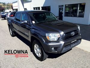 2014 Toyota Tacoma TRD Sport DCab Premium 4WD