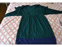 Seraphine breastfeeding dress