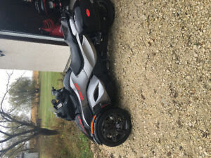 2013 can am spyder up for trade for ????