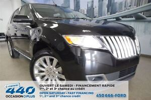 2014 Lincoln MKX   AWD, CUIR, TOIT PANORAMIQUE, NAVIGATION