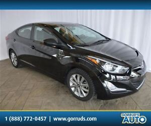 2014 Hyundai Elantra GLS/SUNROOF/BLUETOOTH/CAMERA/HEATED SEAT/NE
